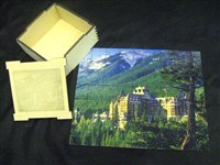 Jigsaw puzzle and box - you supply the photo, and we make a puzzle!