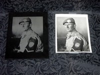 Soldier Bill - original and etched